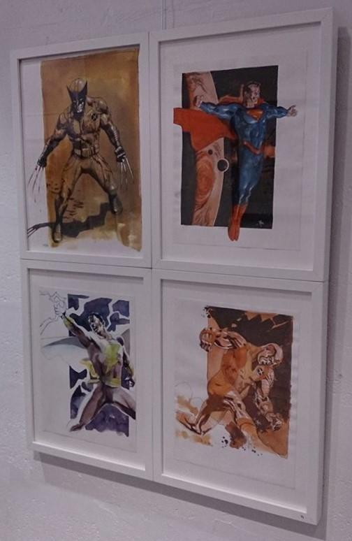 4 Super Héros