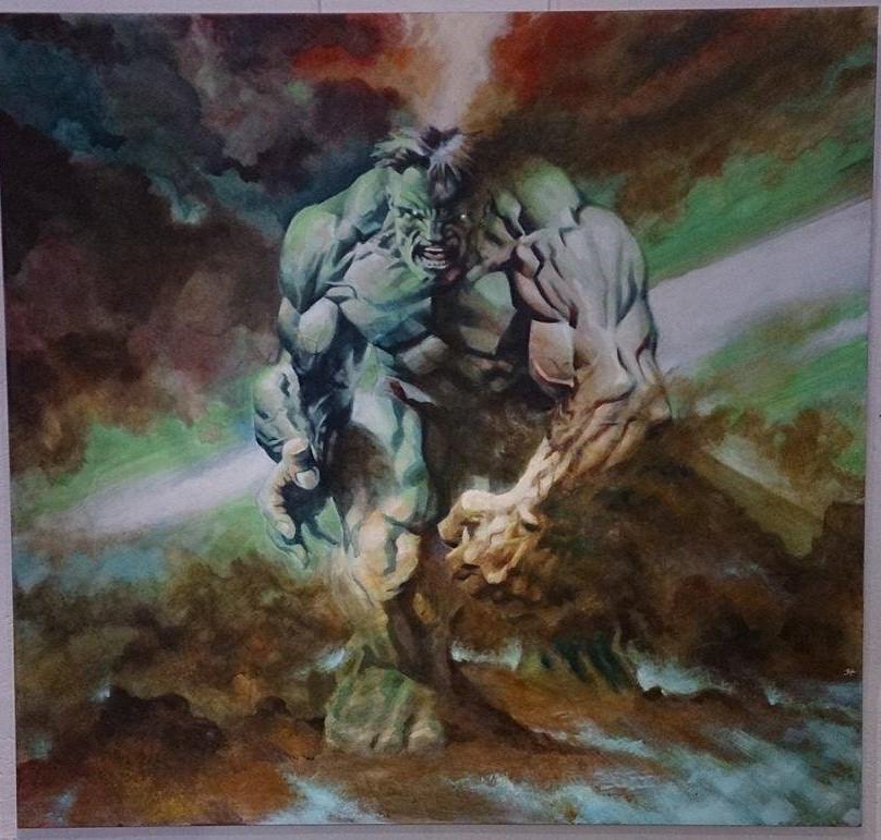 Boschi Hulk