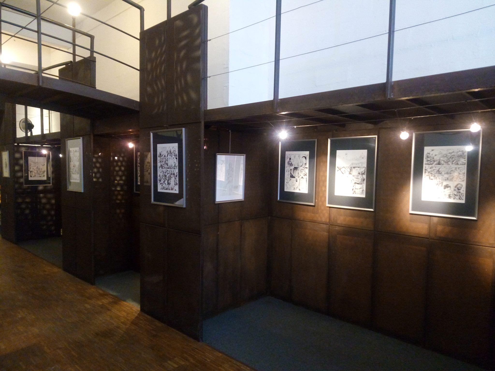 Galerie Passerelle Louise 6 juin 2018  1