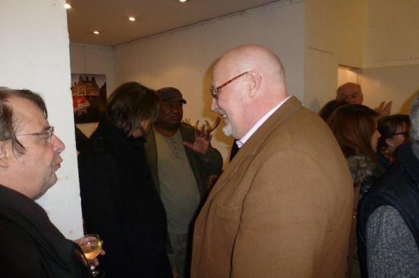 Grand Eugène avec  Thierry