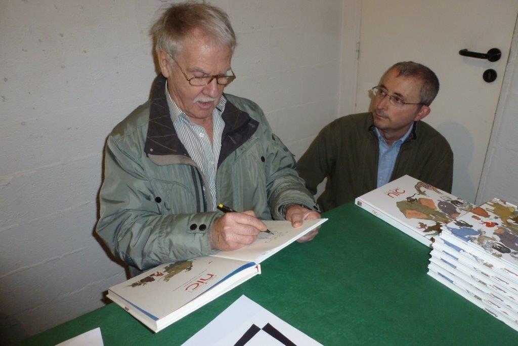 Hermann et Juan