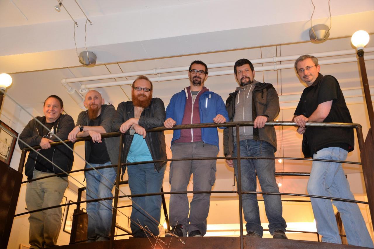 Certains auteurs à la passerelle Galerie Louise