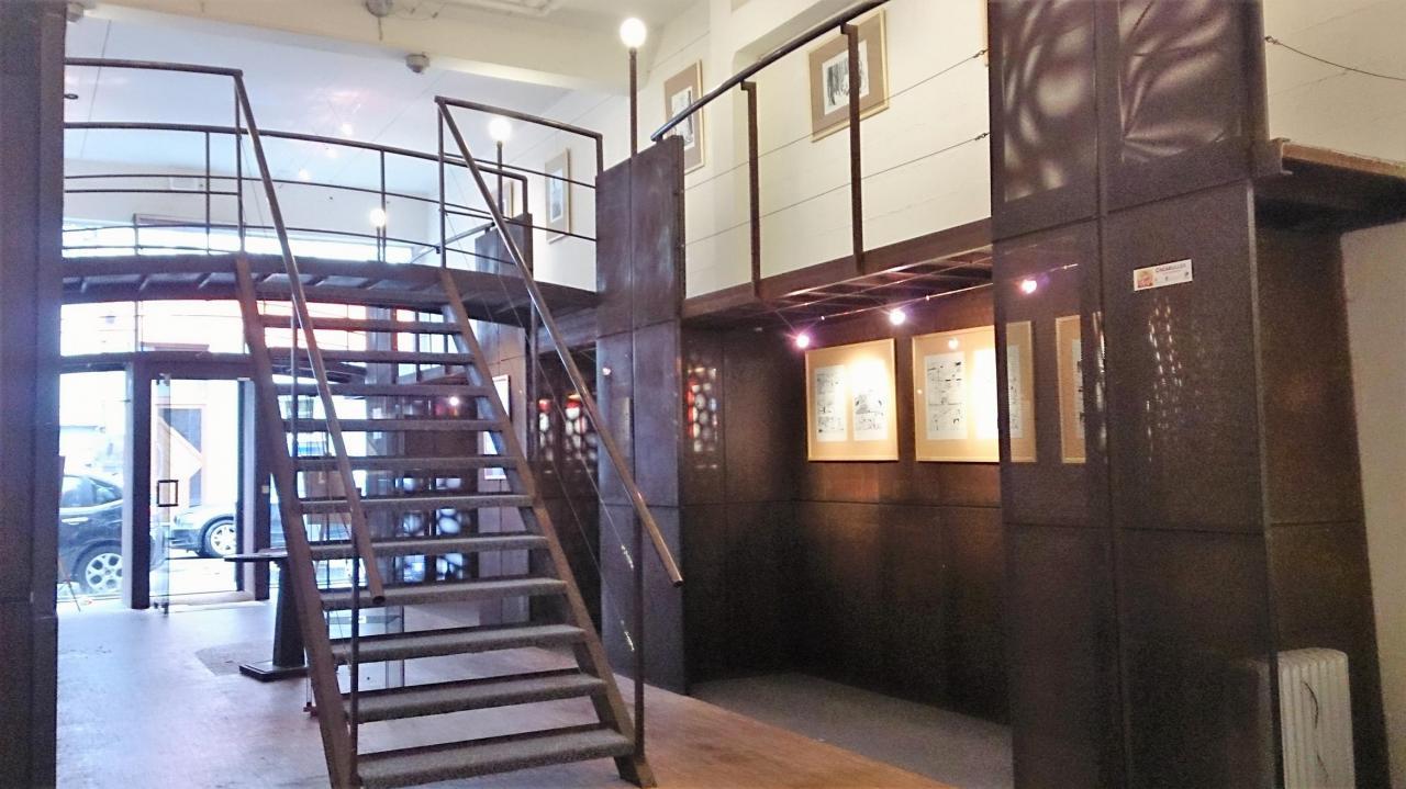 Galerie Passerelle Louise