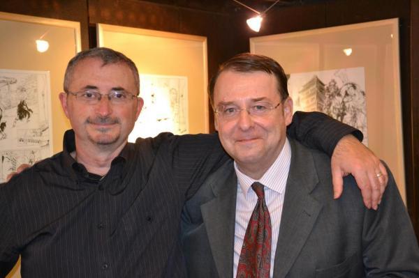 Juan et Thierry D.