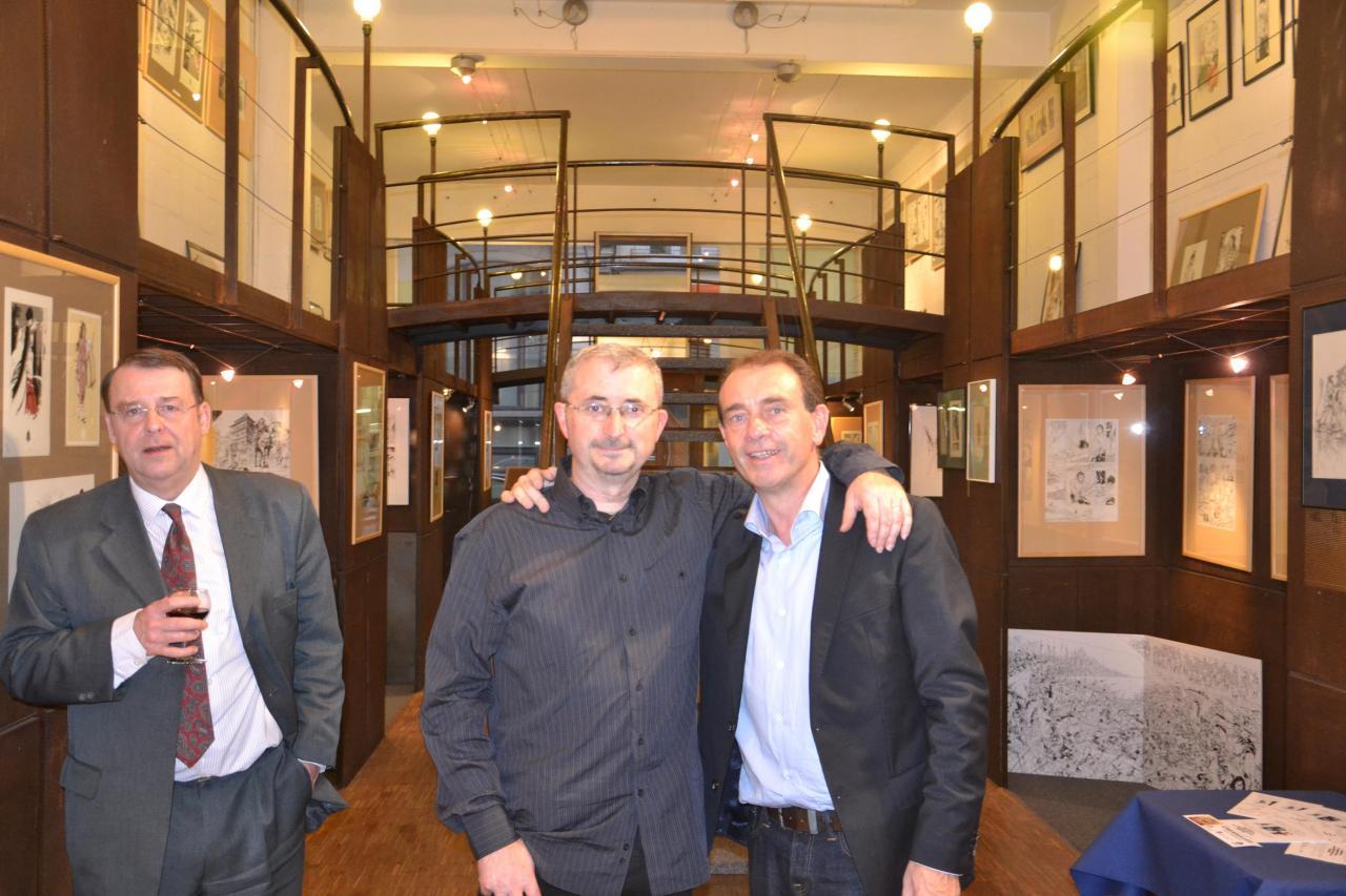 Juan et Thierry