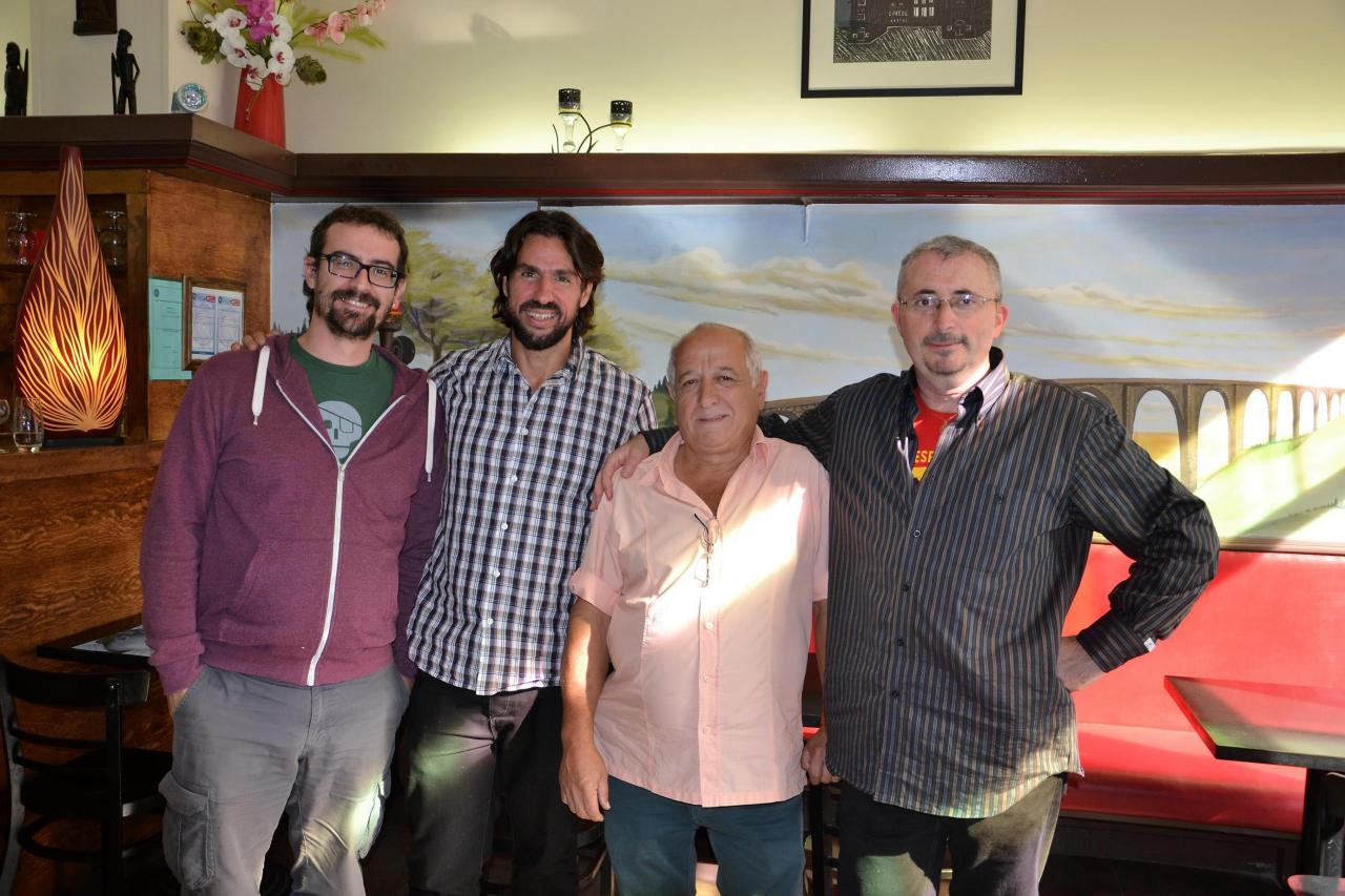 Ocaña, Dagnino, ;;; et Juan