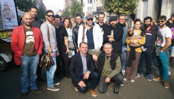 Toute l'équipe du BDTrip Italie