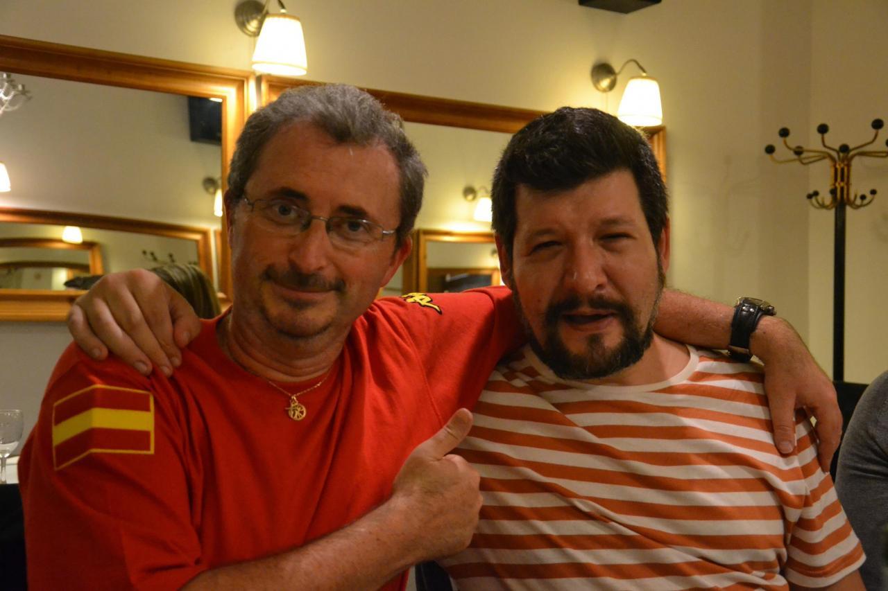 Juan et Olmos