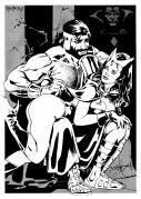 hercules scarlet witch et la vision