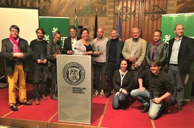 Lauréats du prix St-Michel 2019