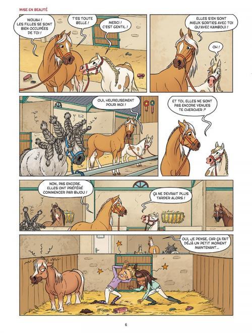 A cheval 3 planche