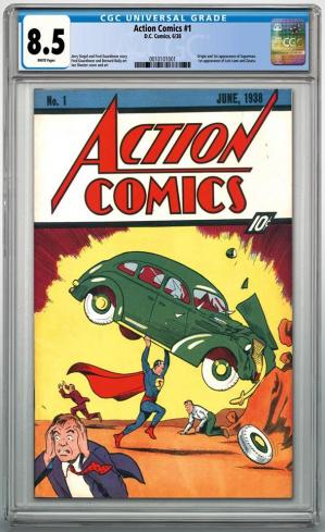 Action comics 1 8 5