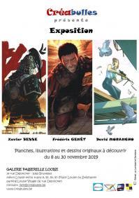 Affiche de l'expo