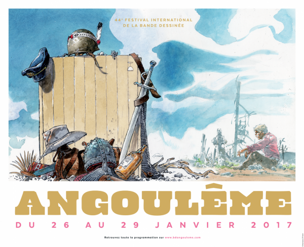 Affiche angouleme