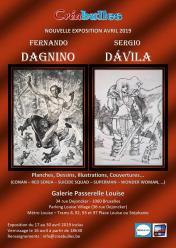 Affiche DAGNINO - DAVILA