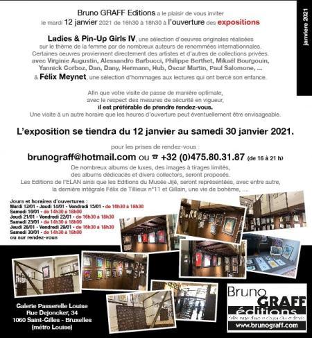 Affiche du site bruno graff