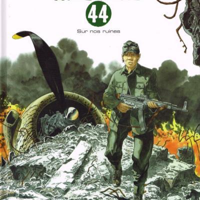 Airborne 44 tome 8