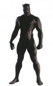 Alex ross black panther