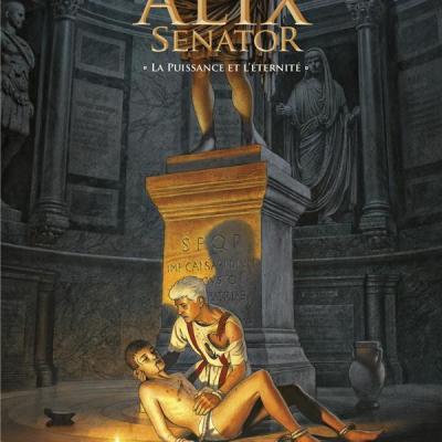 Alix senator 7 la puissance et l eternite
