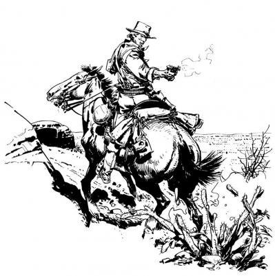 Amargo a cheval