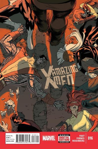 Amazing x men 16