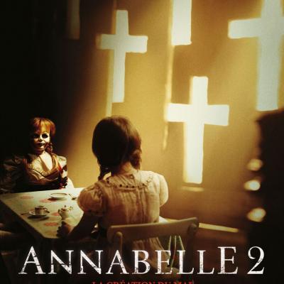 Annabelle autre affiche