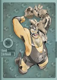 Artbook 24 David BALDEON