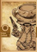 Artbook Enrique Vegas