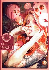 Artbook 20 Javier G. PACHECO