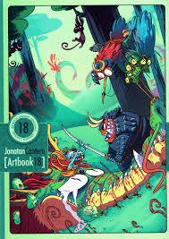 Artbook18 Jonathan CANTERO