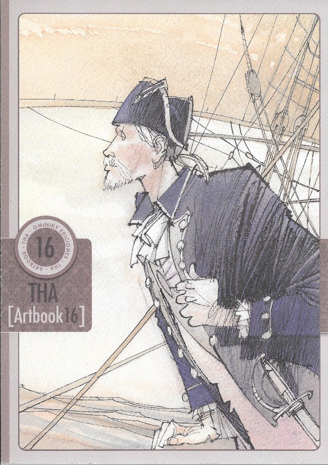 Artbook 16 THA