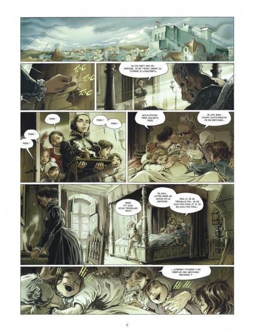Arthus trivium 1 les anges de nostradamus page 5