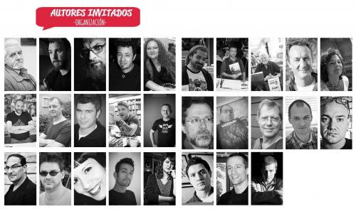 Auteurs invites