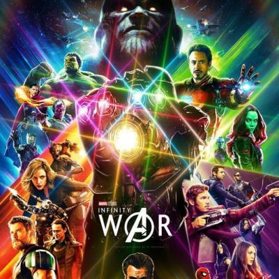 Avengers iw 1