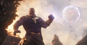 Avengers iw thanos