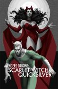 Avengers origins quicksilve rscarlet witch