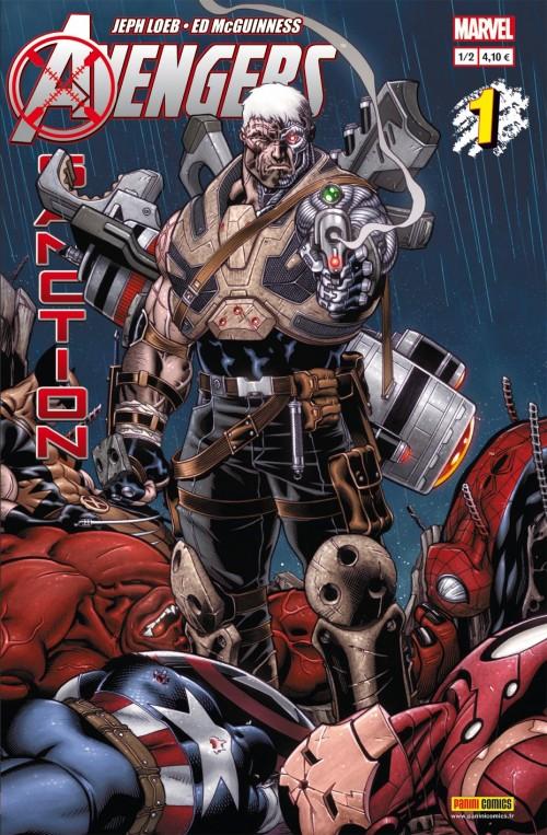 Avengers x sanction 1