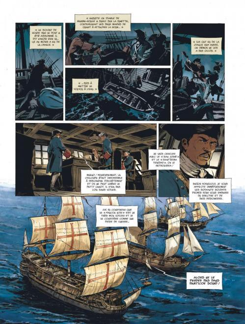 Barbe rouge les nouvelles aventures de 2 page 4