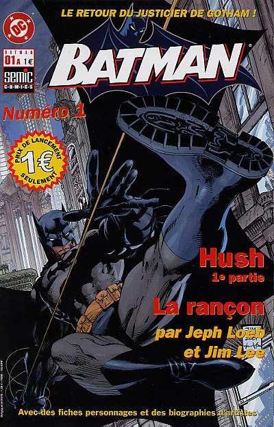 Batman 1 chez semic