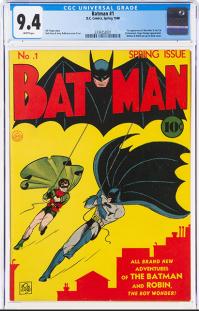 Batman #1 - 9.4