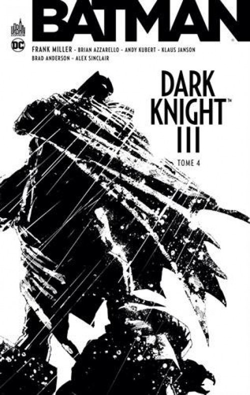 Batman dark knight iii tome 4