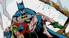 Batman death in the family jason todd