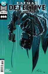 Batman detective comics 974 variant cover