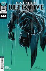 Batman detective comics 974 variant cover