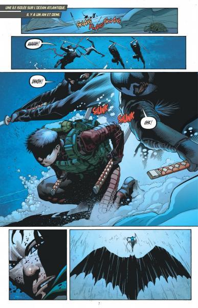 Batman et robin 2 planche