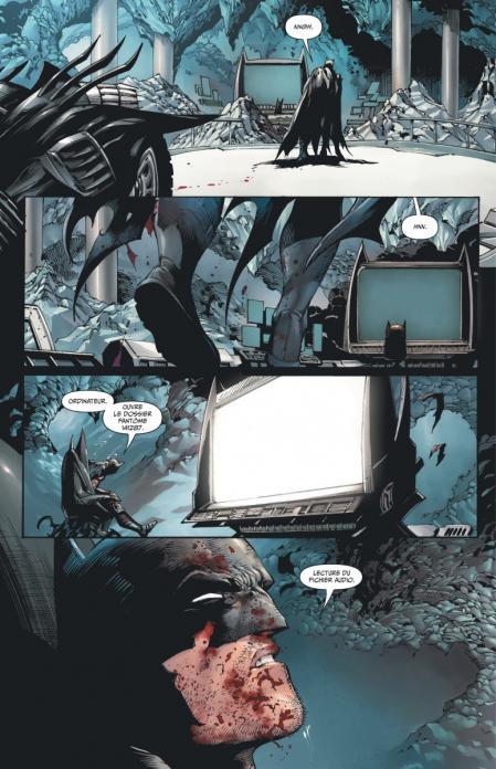 Batman et robin eternal 1 planche 2
