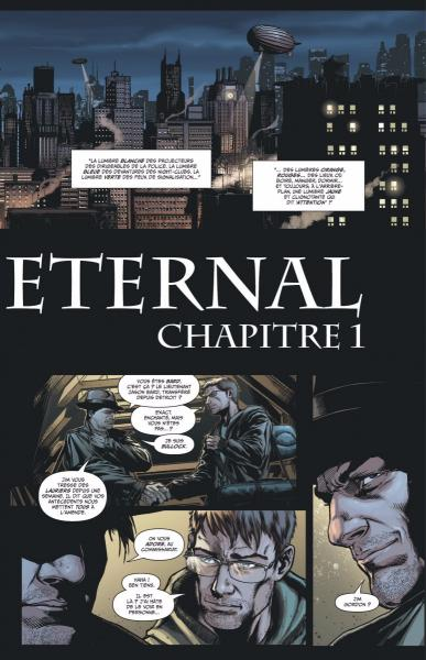Batman eternal planche 1