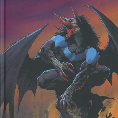 Batman la nuit des monstres