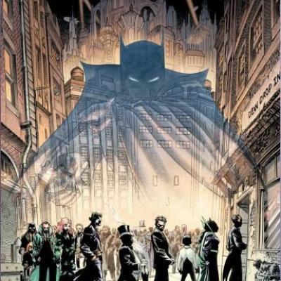 Batman les derniers jours du chevalier noir