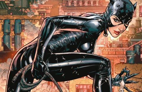 Batman rebirth 6 banner catwoman
